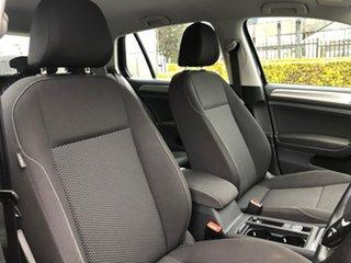 2018 Volkswagen Golf 7.5 MY18 110TSI DSG Trendline Black 7 Speed Sports Automatic Dual Clutch