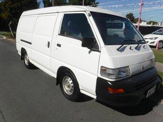 2003 Mitsubishi Express SJ SWB White 5 Speed Manual Van.