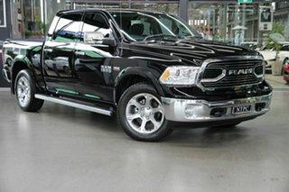 2021 Ram 1500 DT MY21 Laramie SWB Black 8 Speed Automatic Utility.