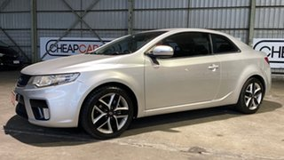 2011 Kia Cerato TD MY12 Koup SI Silver 6 Speed Sports Automatic Coupe.