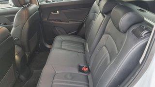 2014 Kia Sportage SL MY14 Platinum AWD Casa White 6 Speed Sports Automatic Wagon