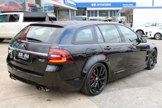 2012 Holden Special Vehicles ClubSport E Series 3 MY12.5 R8 Tourer Black 6 Speed Manual Wagon