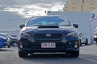 2016 Subaru WRX V1 MY16 Premium AWD Black 6 Speed Manual Sedan.