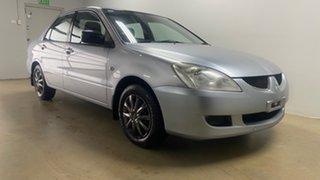 2005 Mitsubishi Lancer CH MY06 ES Silver 4 Speed Auto Sports Mode Sedan.