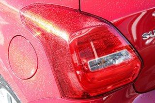 2021 Suzuki Swift AZ Series II GL Navigator Burn Red 1 Speed Constant Variable Hatchback