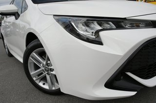 2019 Toyota Corolla Mzea12R Ascent Sport Glacier White 10 Speed Constant Variable Hatchback.