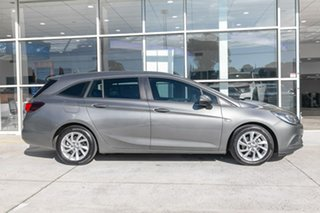 2018 Holden Astra BK MY18 LS+ Sportwagon Green 6 Speed Sports Automatic Wagon.