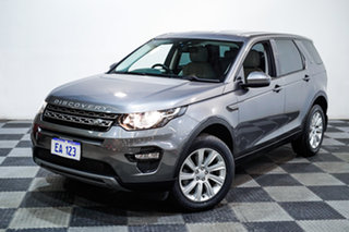 2015 Land Rover Discovery Sport L550 16.5MY SE Grey 9 Speed Sports Automatic Wagon.