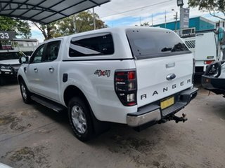 2017 Ford Ranger PX MkII MY17 Update XLT 3.2 (4x4) White 6 Speed Automatic Dual Cab Utility.