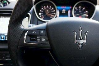2017 Maserati Ghibli M157 MY17 Sport White 8 Speed Sports Automatic Sedan