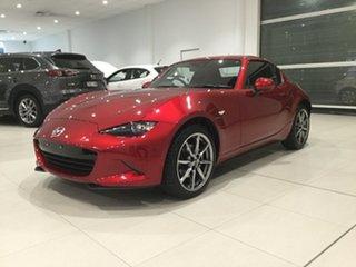2020 Mazda MX-5 ND GT RF SKYACTIV-Drive Soul Red 6 Speed Sports Automatic Targa