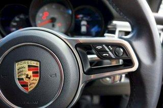 2015 Porsche Macan 95B MY15 S PDK AWD Black 7 Speed Sports Automatic Dual Clutch Wagon