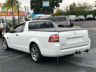 2010 Holden Ute VE Omega White 4 Speed Automatic Utility