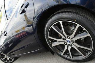 2017 Subaru Impreza G5 MY17 2.0i CVT AWD Dark Blue Pearl 7 Speed Constant Variable Sedan