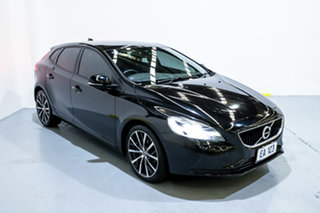 2017 Volvo V40 M Series MY17 D2 Adap Geartronic Momentum Black 6 Speed Sports Automatic Hatchback