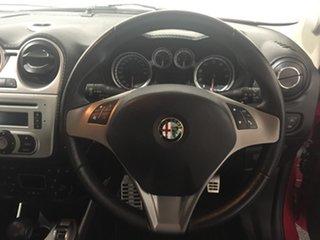 2012 Alfa Romeo Mito MY12 Distinctive TCT Red 6 Speed Sports Automatic Dual Clutch Hatchback
