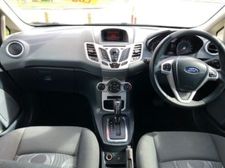 2012 Ford Fiesta WT CL PwrShift Silver 6 Speed Sports Automatic Dual Clutch Hatchback