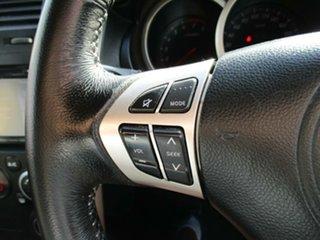 2017 Suzuki Grand Vitara JB Navigator 2WD Silver 4 Speed Automatic Wagon