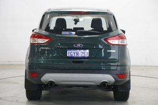 2015 Ford Kuga TF MY15 Ambiente 2WD Green 6 Speed Sports Automatic Wagon