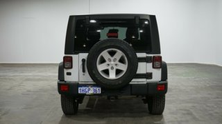 2015 Jeep Wrangler JK MY2016 Unlimited Sport White 6 Speed Manual Softtop