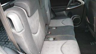 2006 Toyota RAV4 ACA22R CV (4x4) Black 4 Speed Automatic Wagon