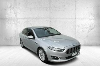 2015 Ford Falcon FG X G6E Silver 6 Speed Sports Automatic Sedan.