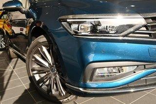 2021 Volkswagen Passat 3C (B8) MY21 162TSI DSG Elegance Aquamarine Blue Metallic 6 Speed.