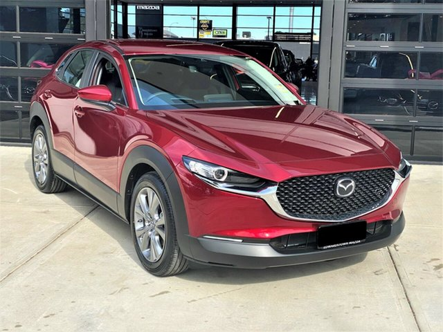 Demo Mazda CX-30 DM2W7A G20 SKYACTIV-Drive Evolve Edwardstown, 2021 Mazda CX-30 G20 SKYACTIV-Drive Evolve Wagon