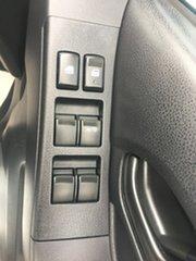 2017 Isuzu D-MAX (No Series) SX High Ride White Sports Automatic