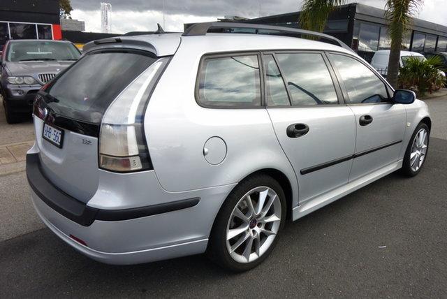 Used Saab 9-3 444 MY2006 Linear SportCombi Cheltenham, 2006 Saab 9-3 444 MY2006 Linear SportCombi 6 Speed Sports Automatic Wagon