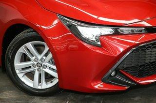 2018 Toyota Corolla Mzea12R SX Orange 10 Speed Constant Variable Hatchback.
