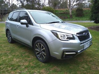 2018 Subaru Forester S4 MY18 2.5i-S CVT AWD Silver 6 Speed Constant Variable Wagon.
