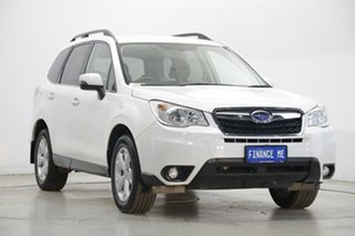 2015 Subaru Forester S4 MY15 2.5i-L CVT AWD Crystal Pearl 6 Speed Constant Variable Wagon