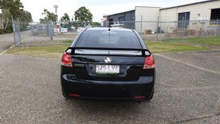 2009 Holden Commodore VE MY09.5 International Black 4 Speed Automatic Sedan