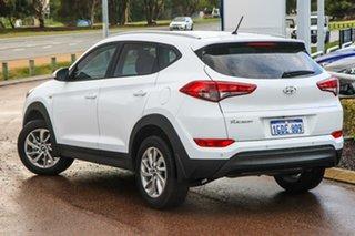 2016 Hyundai Tucson TL MY17 Active 2WD White 6 Speed Sports Automatic Wagon.