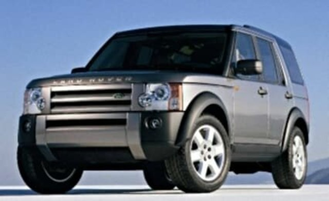Used Land Rover Discovery 3 MY06 Upgrade S Prospect, 2006 Land Rover Discovery 3 MY06 Upgrade S Black Sapphire 6 Speed Automatic Wagon