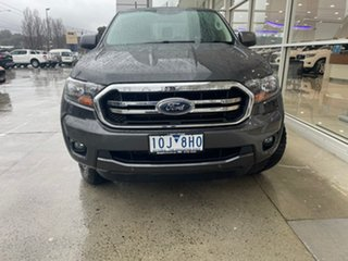 2018 Ford Ranger PX MkIII 2019.00MY XLS Grey 6 Speed Sports Automatic Utility