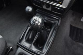 2013 Nissan Navara D22 S5 ST-R Arctic White 5 Speed Manual Utility.