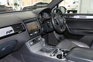 2017 Volkswagen Touareg 7P MY17 V8 TDI Tiptronic 4MOTION R-Line White 8 Speed Sports Automatic Wagon