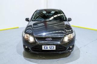 2013 Ford Falcon FG MkII XR6 Grey 6 Speed Sports Automatic Sedan.
