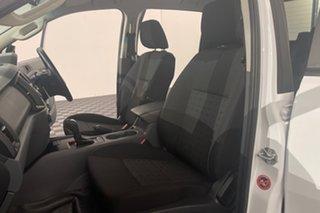 2017 Ford Ranger PX MkII XL Hi-Rider White 6 speed Automatic Utility