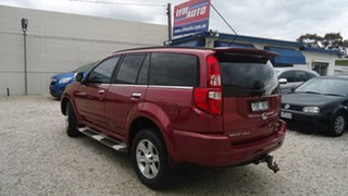 2010 Great Wall X240 CC6460KY Red 5 Speed Manual Wagon
