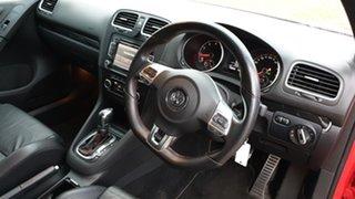 2011 Volkswagen Golf 1K MY11 GTi Red 6 Speed Direct Shift Hatchback