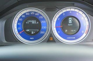 2011 Volvo S60 F Series MY12 T5 PwrShift Silver 6 Speed Sports Automatic Dual Clutch Sedan