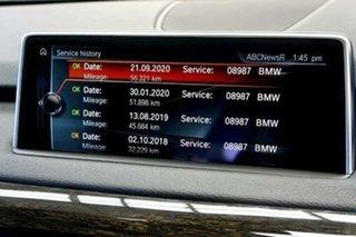2017 BMW X5 F15 sDrive25d Black 8 Speed Automatic Wagon