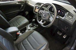 2020 Volkswagen Tiguan 5N MY20 162TSI Highline DSG 4MOTION Allspace Grey 7 Speed