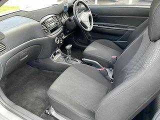 2007 Hyundai Accent MC 1.6 Silver 4 Speed Automatic Hatchback