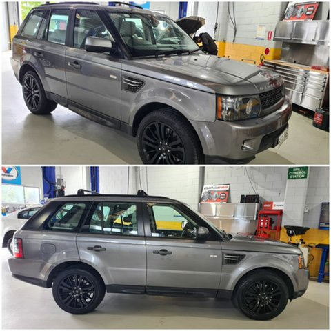 Used Land Rover Range Rover MY12 Sport 3.0 SDV6 Prospect, 2011 Land Rover Range Rover MY12 Sport 3.0 SDV6 Grey 6 Speed Automatic Wagon