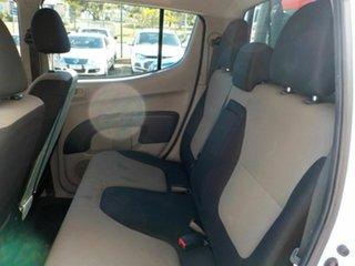 2013 Mitsubishi Triton MN MY13 GLX Double Cab White 4 Speed Sports Automatic Utility