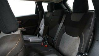 2017 Jeep Cherokee KL MY17 Sport Maroon 9 Speed Sports Automatic Wagon